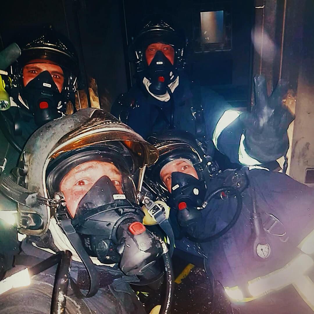 Team Pompier_Nice