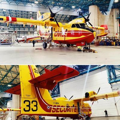 Canadair I CL 415