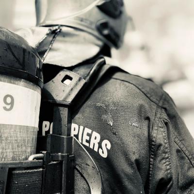 Lutte contre le feu urbain (Pompiers de Nice)