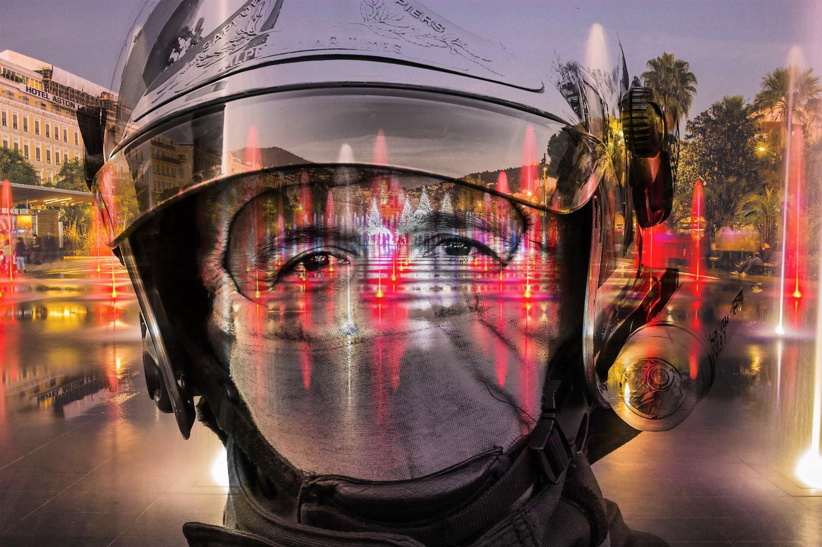 Couvre Feu - Pompiers de Nice