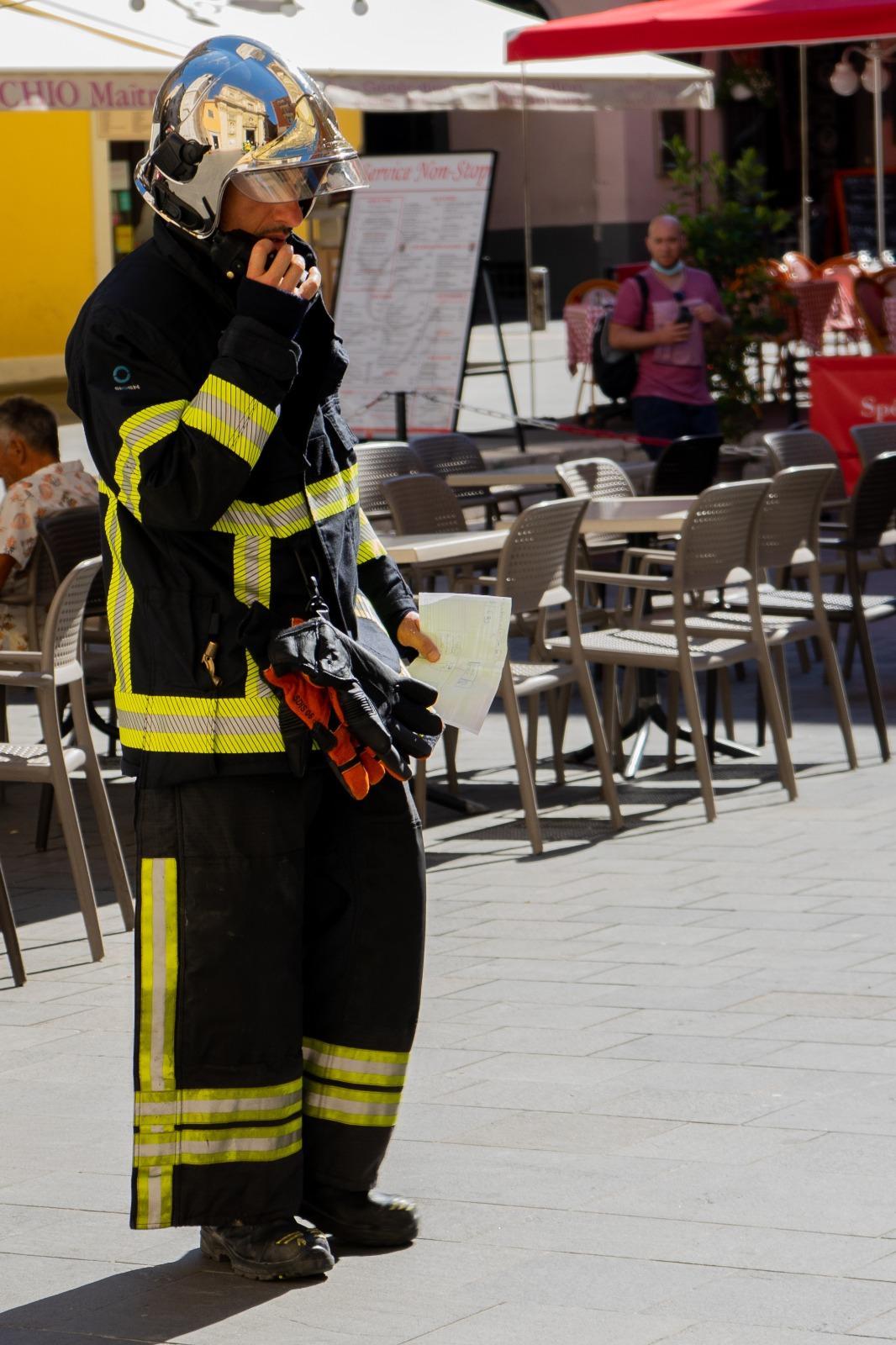 Pompiers de Nice - Ste Réparate