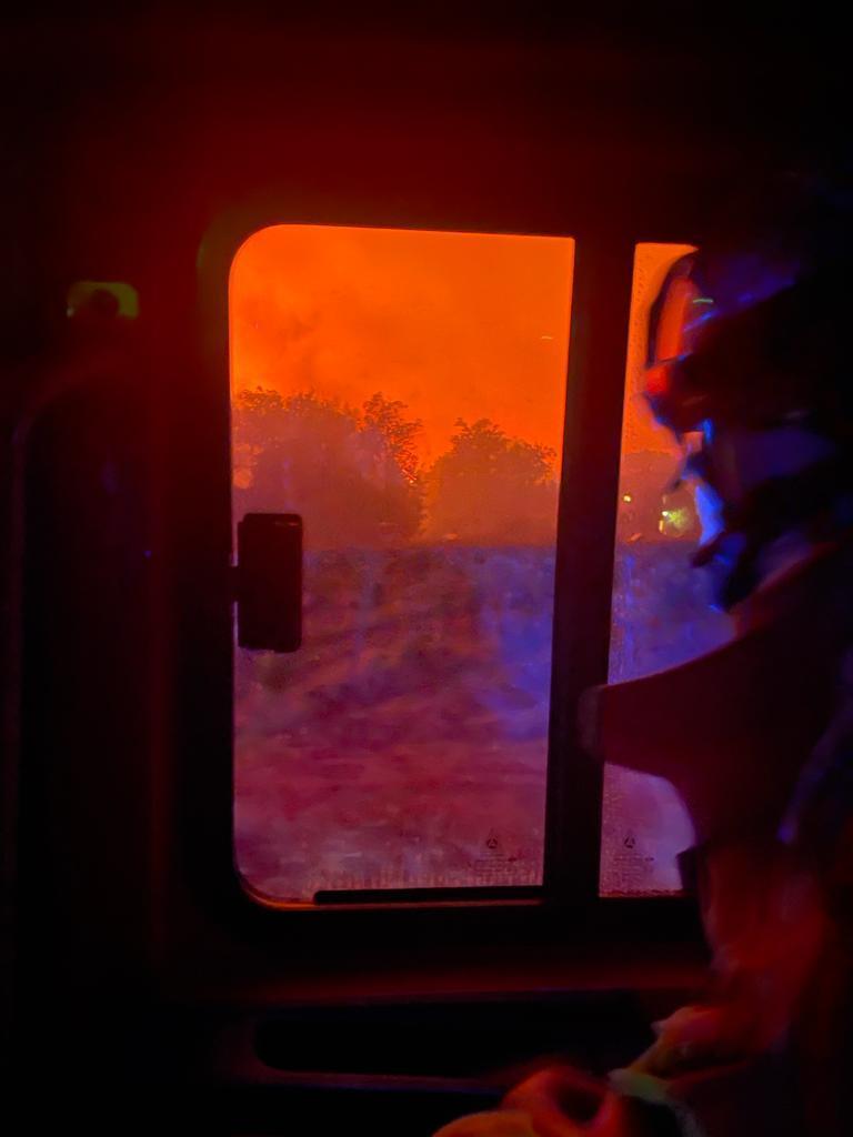 Feux de Foret - Pompiers de Nice
