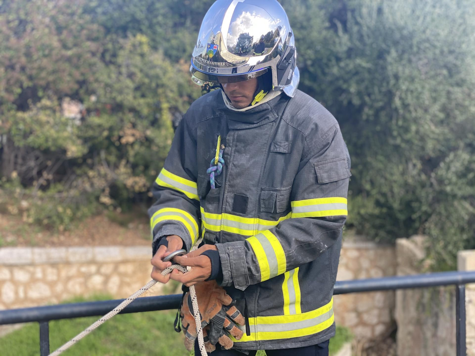 Fi Spv - Pompiers Nice