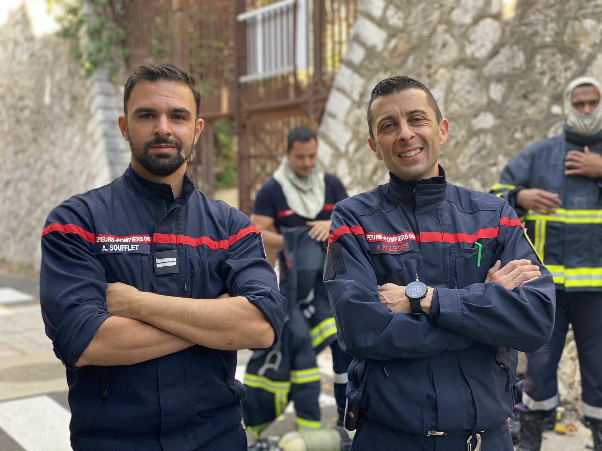 Fi Spv - Pompiers Nice (Formateurs)
