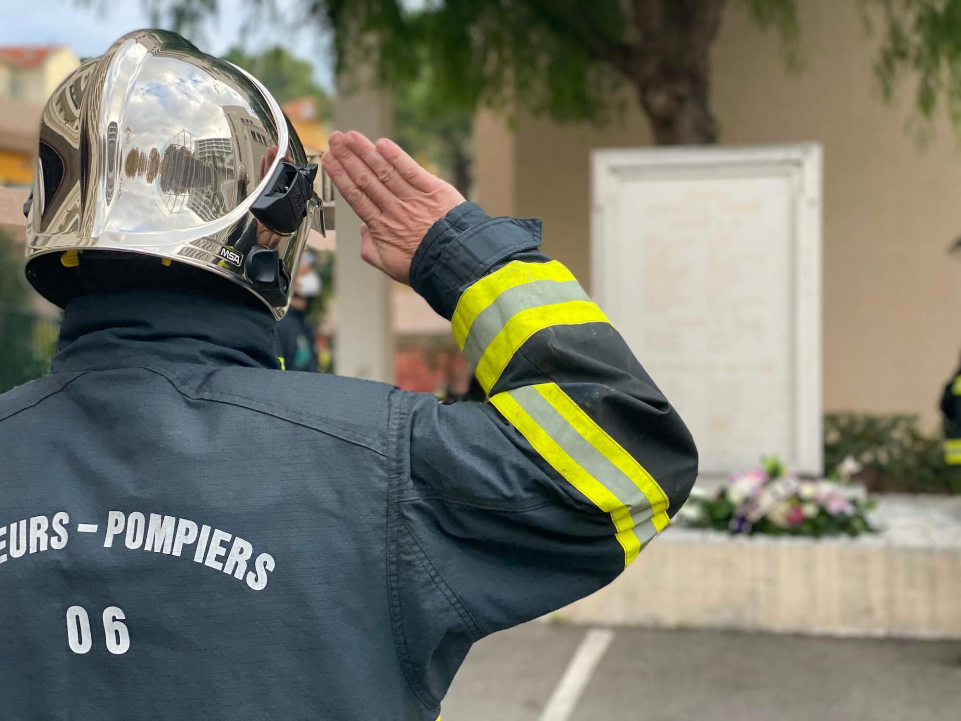 Lt Colonel Olivier Pauletti - Compagnie de Nice