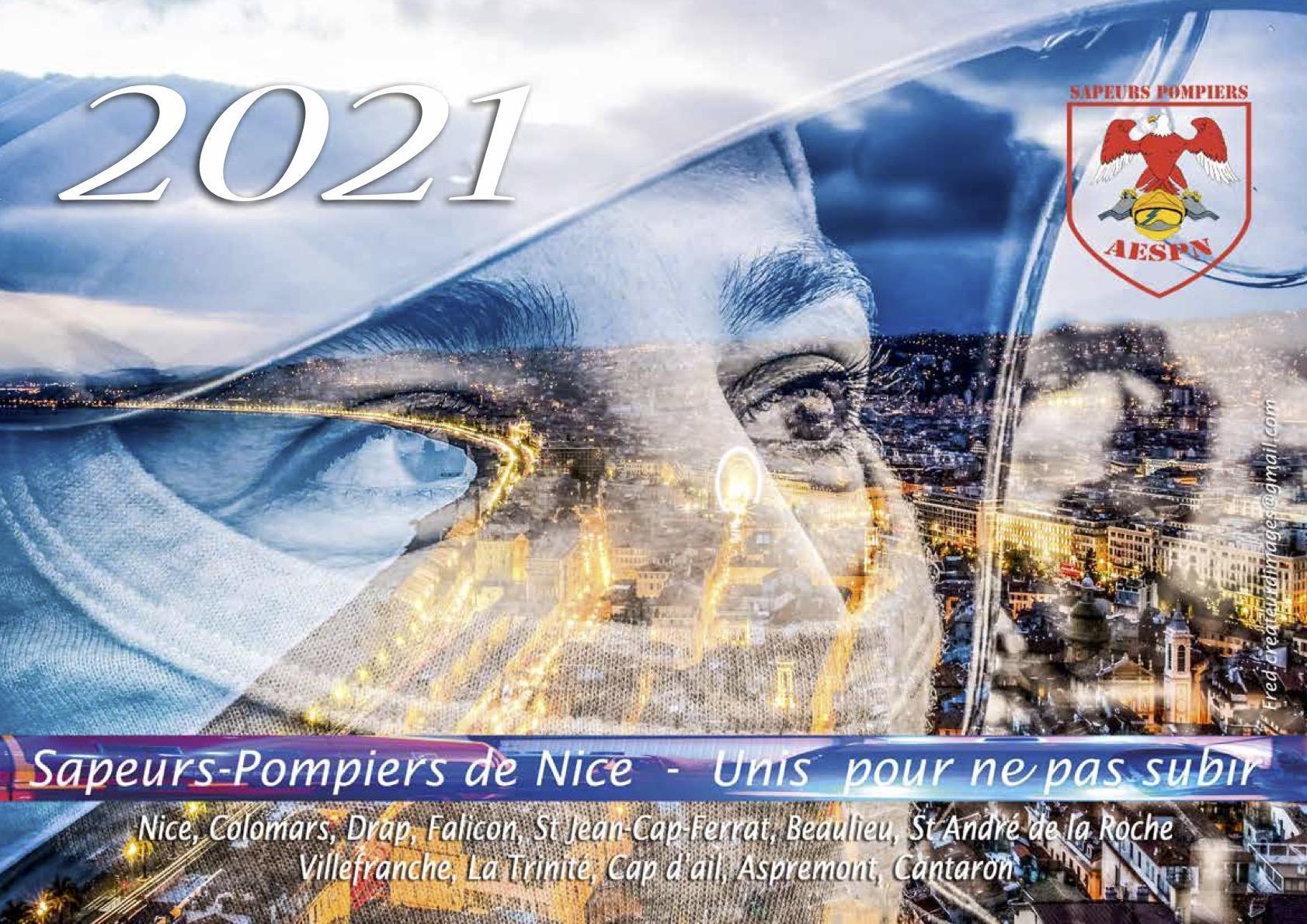 Calendriers 2021 | Pompiers de Nice